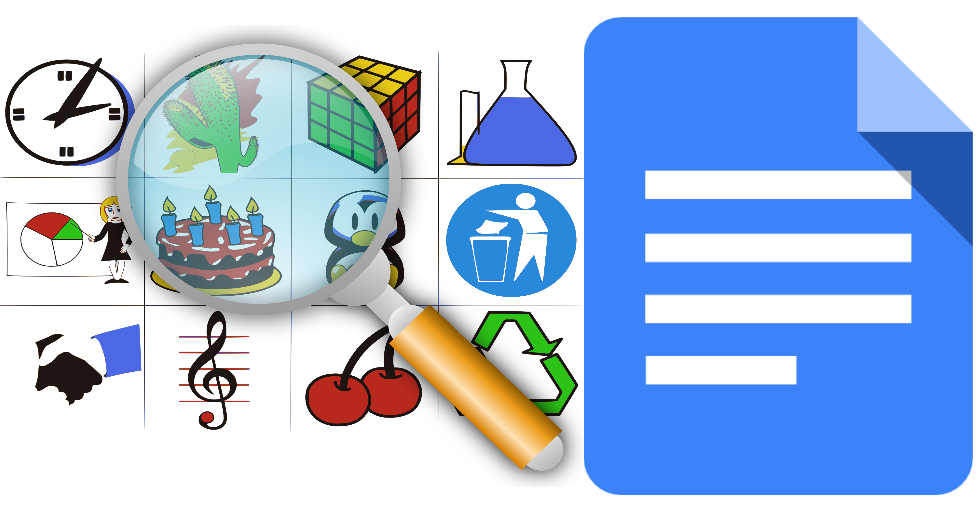 Where S My Clipart When Someone First Moves From Microsoft Office To Google Docs Clip Art Google