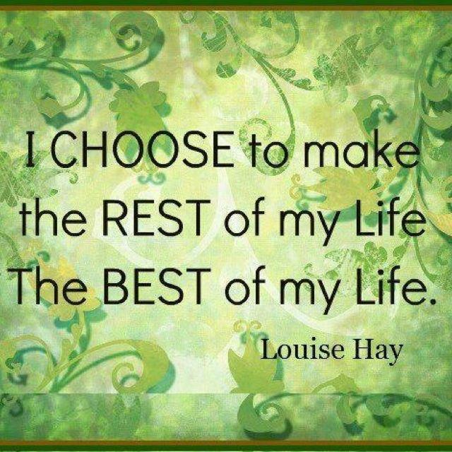 es ist Ihre Entscheidung