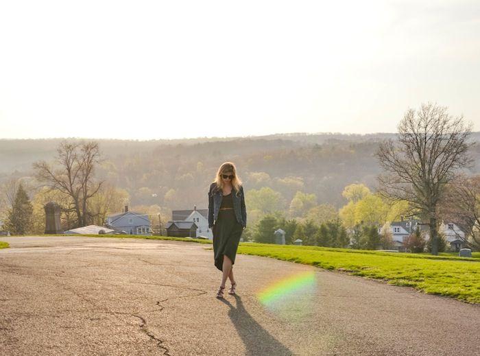 Sparkling Footsteps