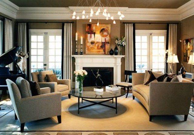 ... Living Room Ideas With Sofa! Decoracion De Salones Pequeños Modernos