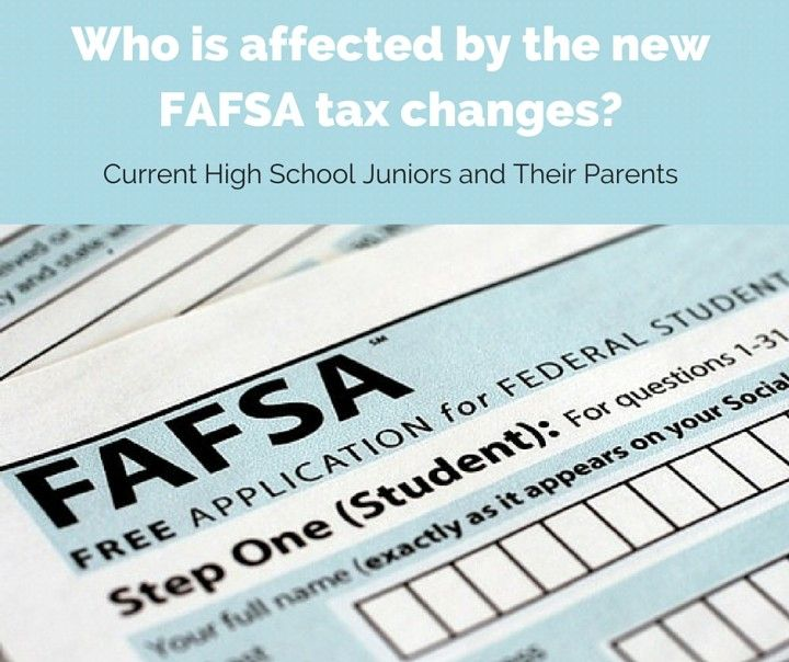 With The New Government Changes When Should I Submit My Fafsa Road2college Fafsa Financial Aid Financial Aid For College