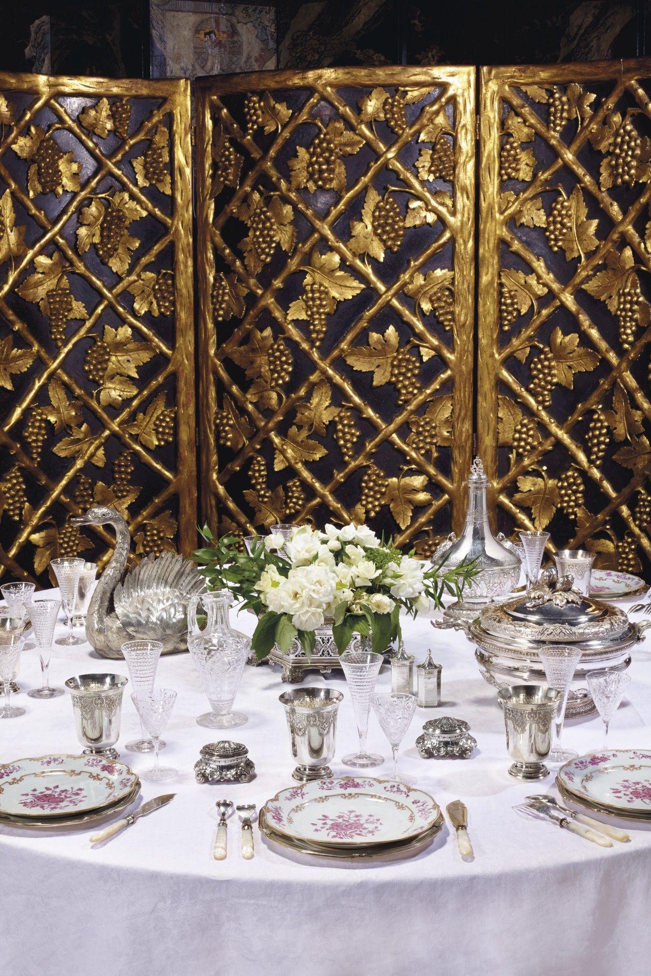 Habitually Chic® » Collection Alberto Pinto | Set the table ...