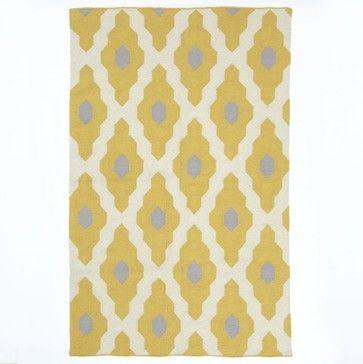 Bazaar Dhurrie contemporary rugs
