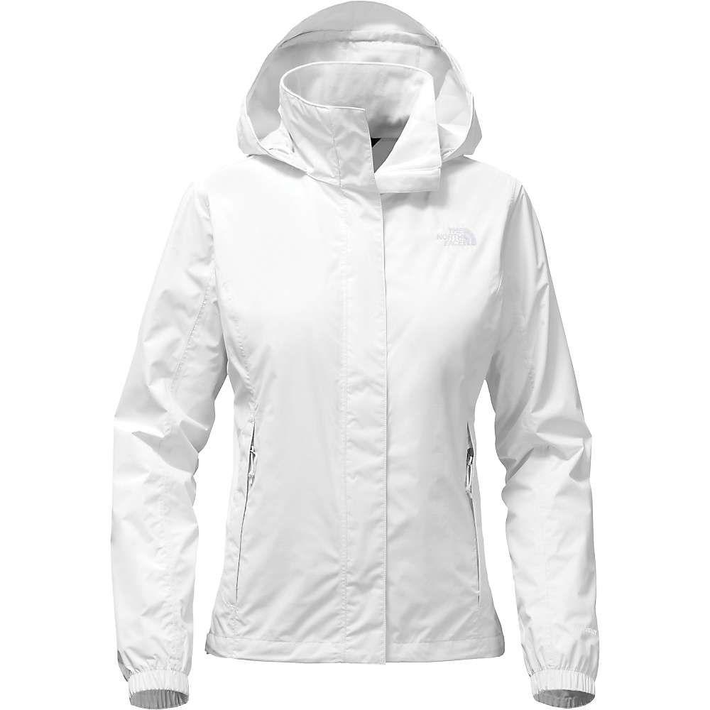 tnf women's resolve jacket
