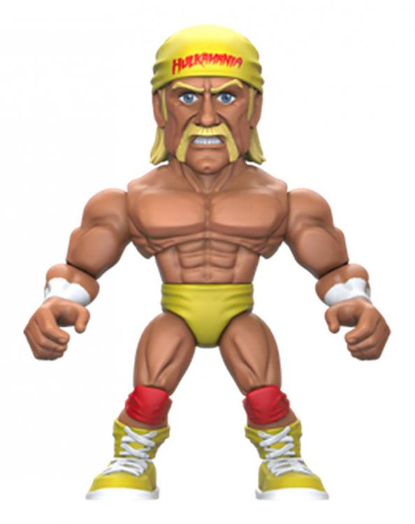 Wwe Action Vinyls Mini Figure Hulk Hogan