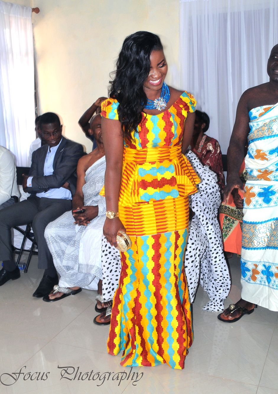 what to wear to ghanaian engagement