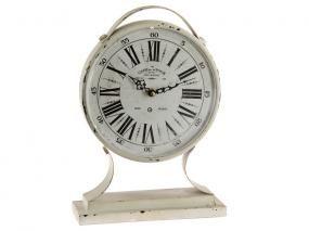 Reloj clásico metal envejecido
