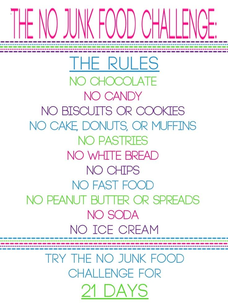 healthy food planner to lose weight