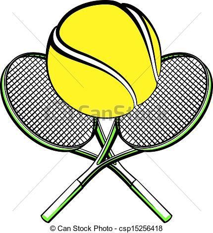 up close tennis racket drawings google search final project rh pinterest com Tennis Player Clip Art Crossed Tennis Rackets Clip Art