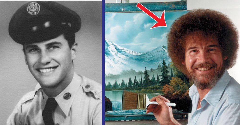 11 weird but true facts about famed artist bob ross