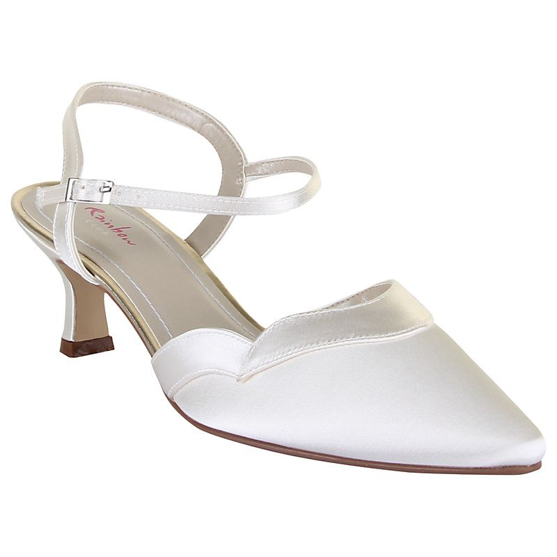 e08a27b6529 Buy Rainbow Club Annie Satin Slingback Sandals
