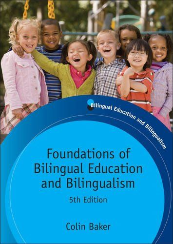 Foundations 5th Ed Of Bilingual Education And Bilingua Https