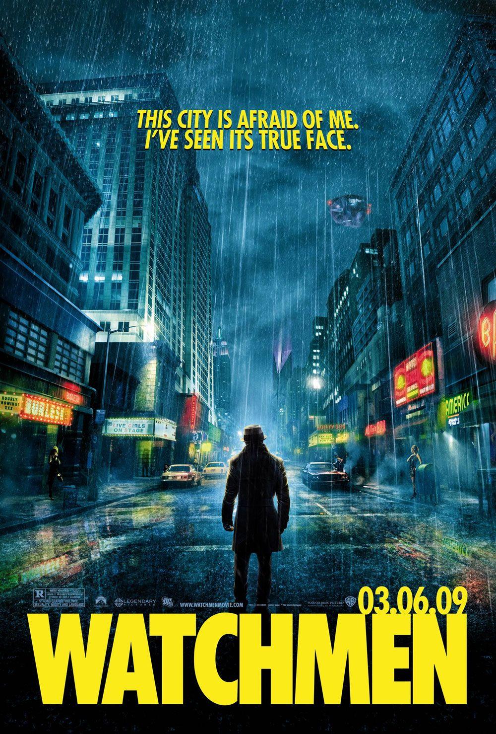 #Watchmen #superhero #graphic novel #comics #scifi #sciencefiction