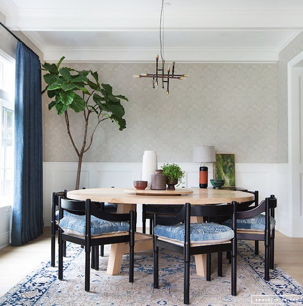 Add Accent Lighting | Dining Room Remodeling Ideas For A Chic ...