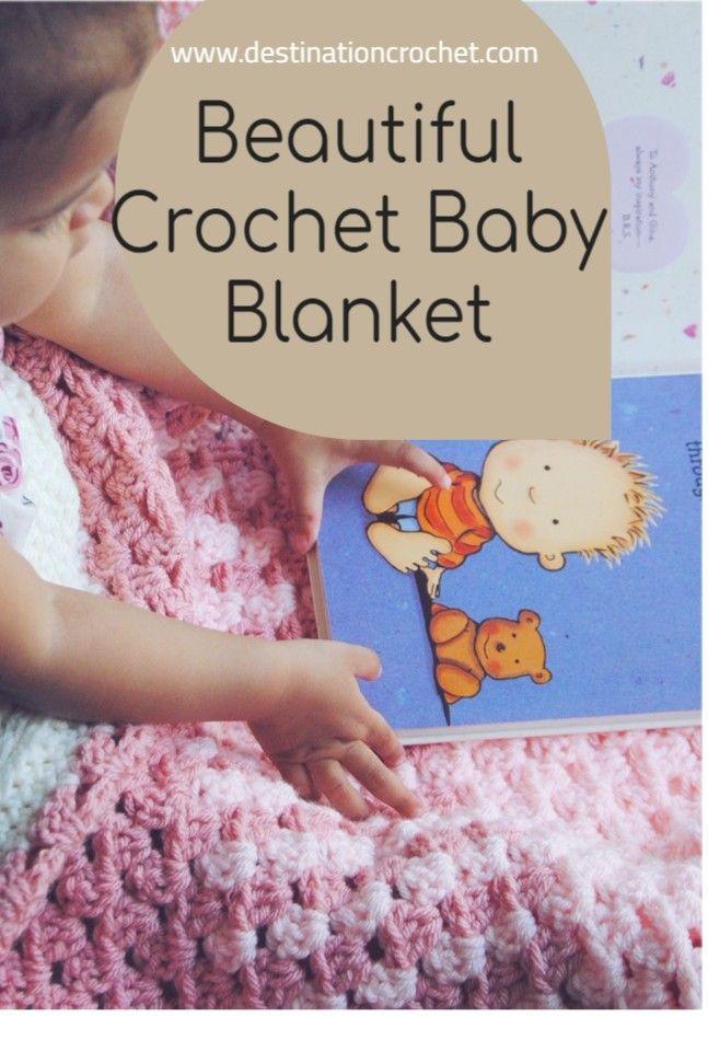 Crochet Pattern For Baby Blanket