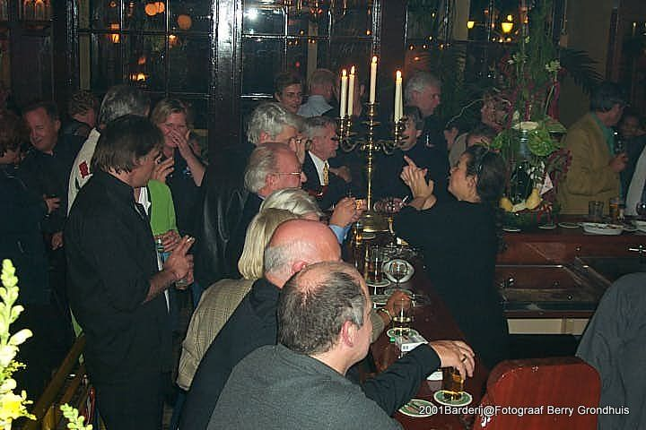 2001-10-26 De Barderij opening 01-P0001202