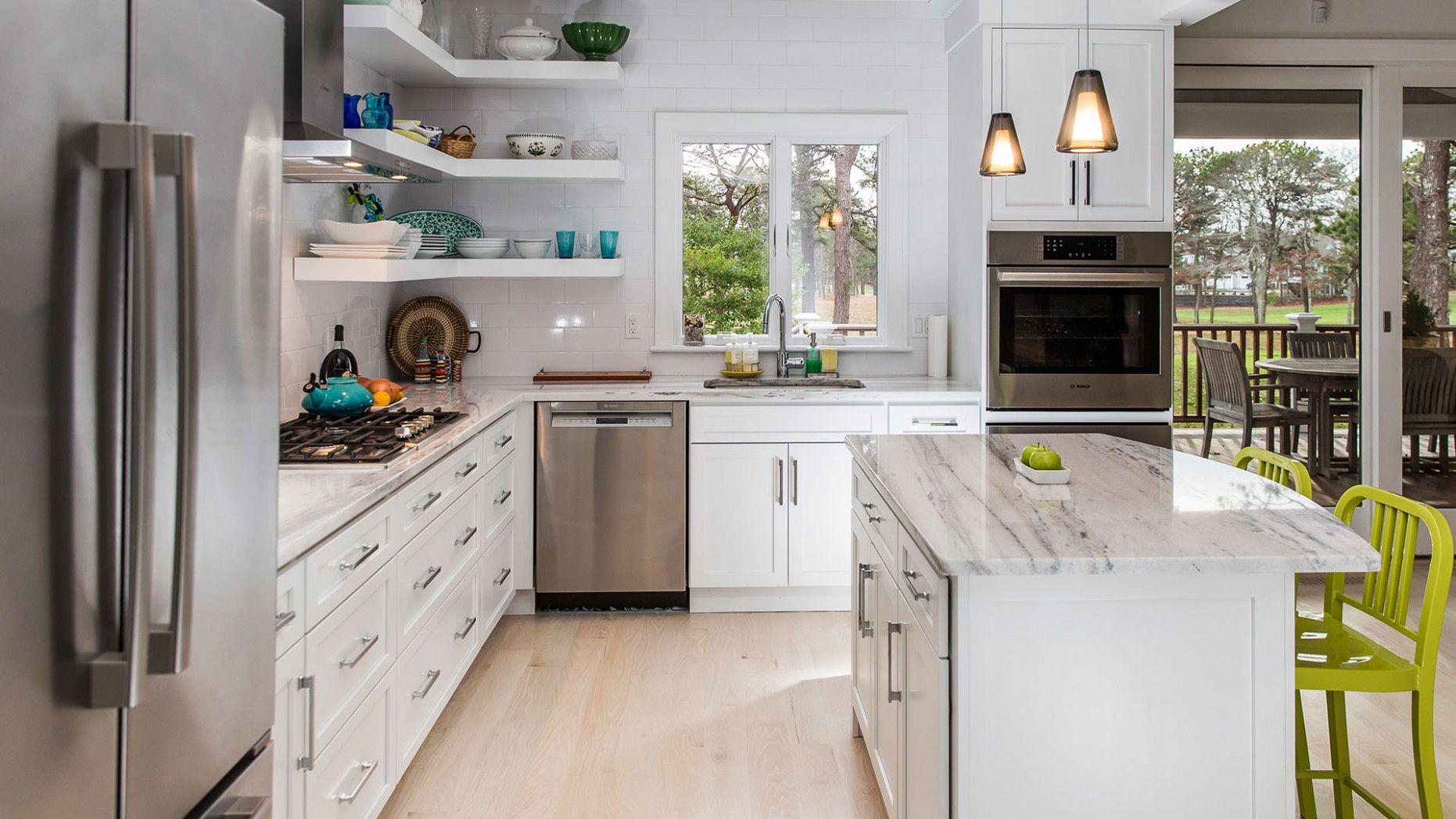 12 Ideas Small Cape Cod Kitchen Design di 2020