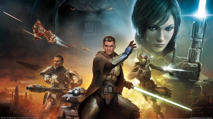 Star Wars The Old Republic Hd Wallpaper Star Wars The Old The Old Republic Star Wars Jedi
