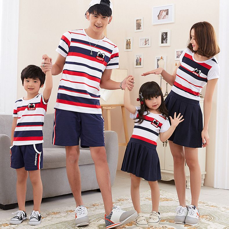 bd51af0d51a67 Find More Family Matching Outfits Information about Wholesale Korean ...