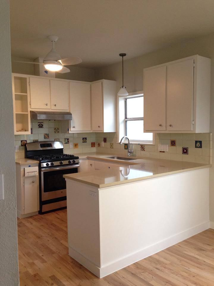 Jameson Interiors - East Side Bungalow Kitchen Remodel