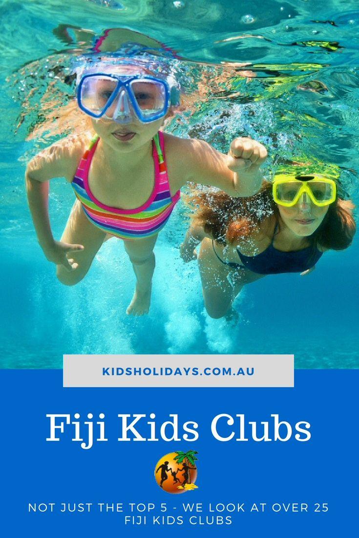 Fiji kids clubs guide to all the fiji kids clubs kids