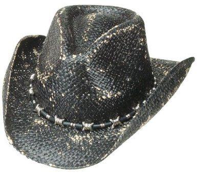 db8b4997234 Amazon.com  Peter Grimm Men s Sambora Cowboy Hat