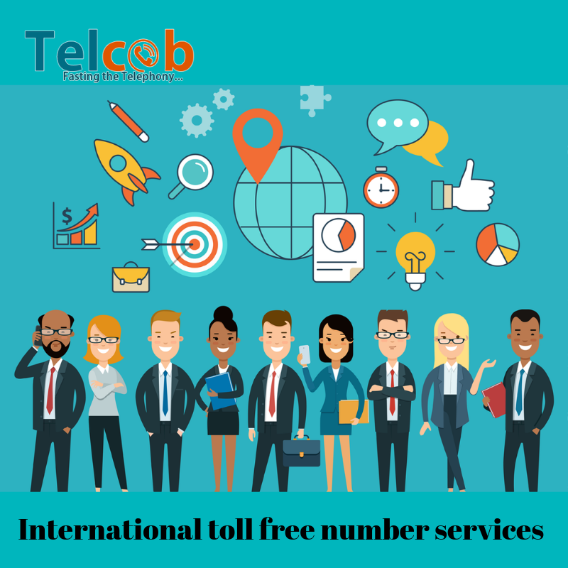 Are you Know about the International toll free number