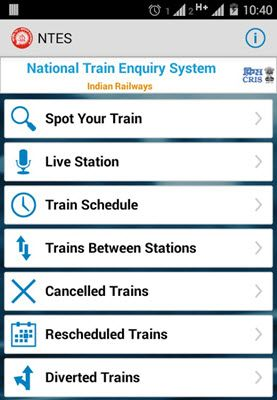 5 Best Indian Railway Apps for Android, iPhone & Windows Phone