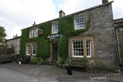 The Falcon, Arncliffe, Yorkshire.