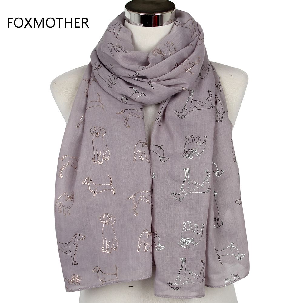 Find More Scarves Information about Free Shipping 2017 Spring Grey ...