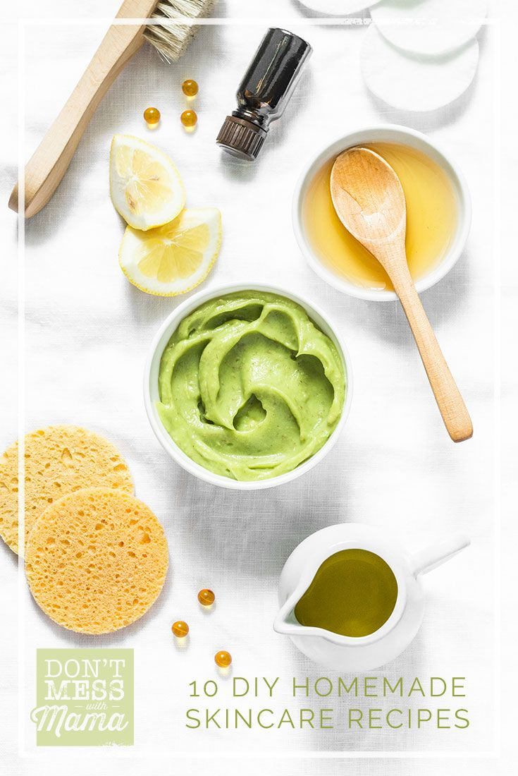 diy skin care products to sell
