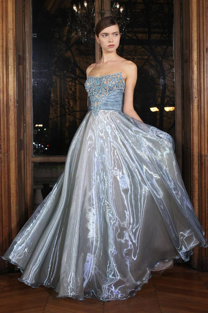 Young girls wedding dresses  Dany Atrache Spring  Couture Fashion Show  Pinterest  Couture