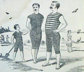 b323d932bd victorian men bathing suit pattern - Google Search | Vintage ...