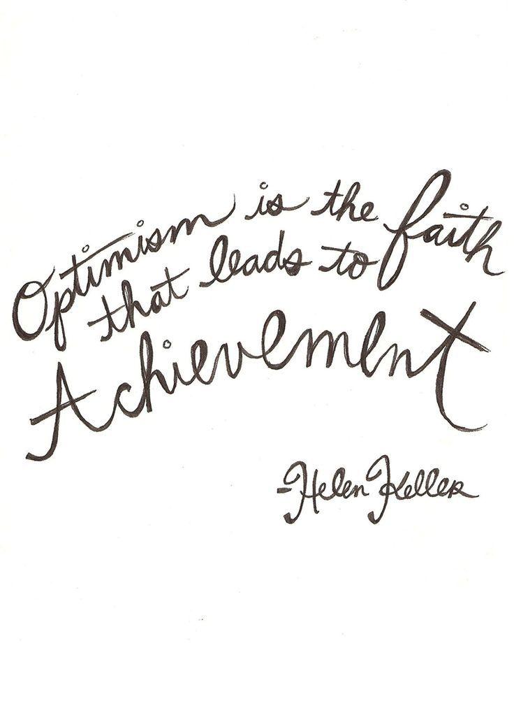 Helen Keller Quotes Inspirational