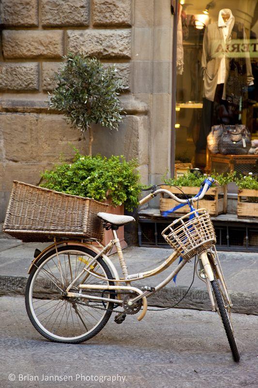 Florence Bicycle Bicycle Bike Photography Comfort Bike