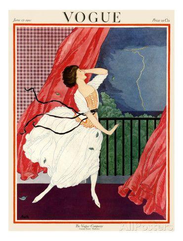... 1921 Regular Giclee Print van George Wolfe Plank bij AllPosters.nl