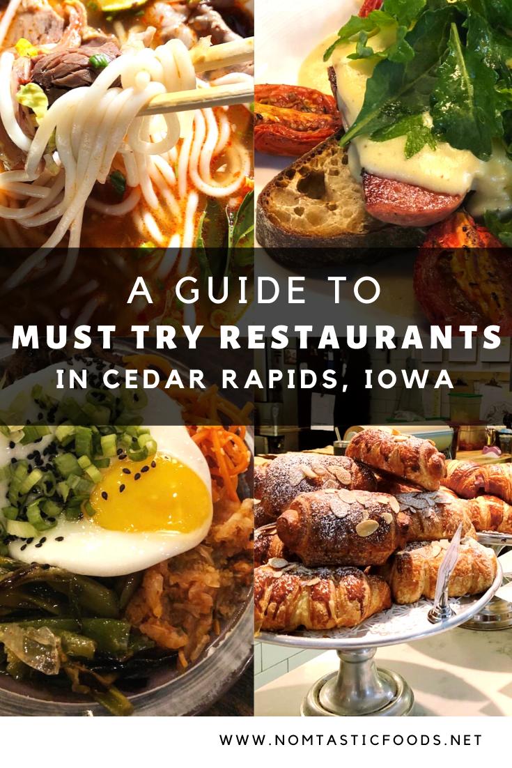 Must Try Restaurants In Iowa In 2020 Food Travel Foodies Foodie Travel Eat