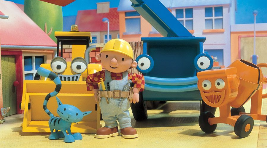 Bob El Constructor Discovery Kids Bob The Builder Childhood Tv Shows