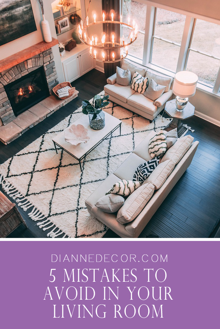 Make Sure To Avoid These 5 Mistakes When Decorating Your Living Room Livingroom Living Living Room Decor Inspiration Living Room Designs Ikea Living Room