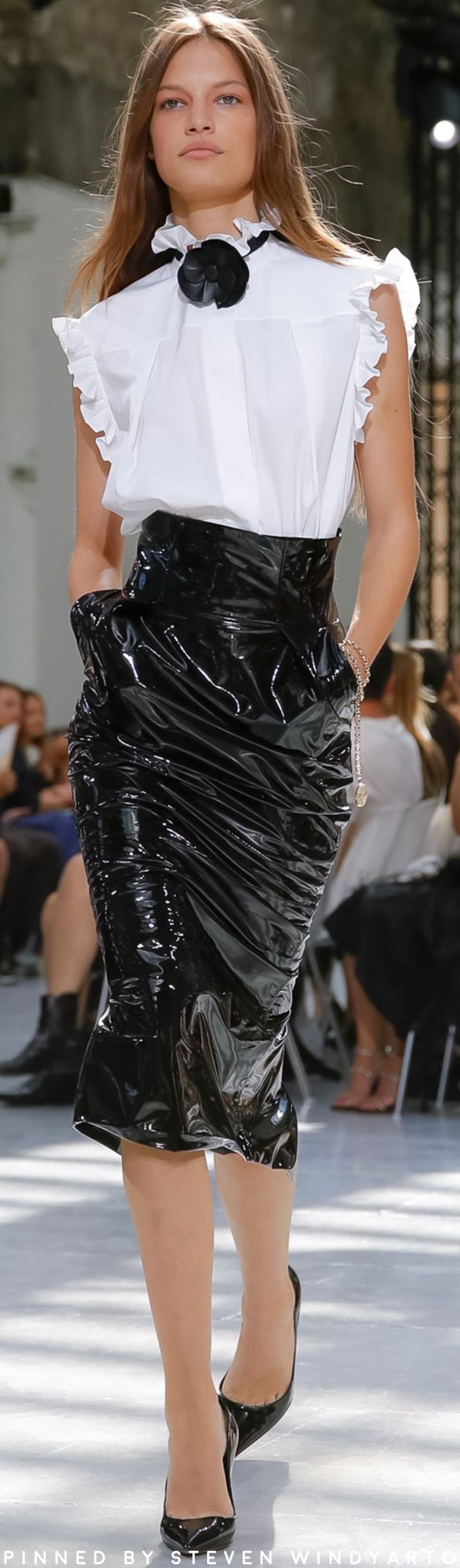 Photo of Alexandre Vauthier Fall 2019 Couture