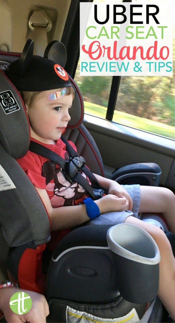 Use Uber To Get Around Walt Disney World With Kids Car Seat How The Service Works For Families Cost Safety And Lots Of Tips