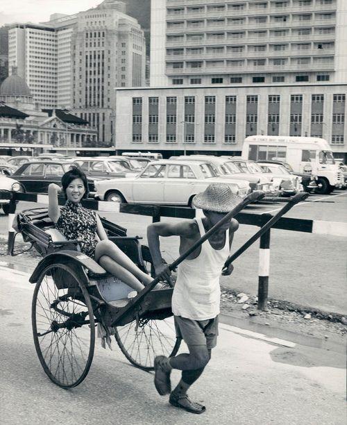 Hong Kong, 1967  Central Hong Kong, History Of Hong Kong -3128