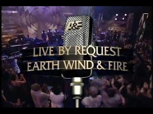Earth, Wind & Fire: Live by Request MP4 Download/Stream/Rent