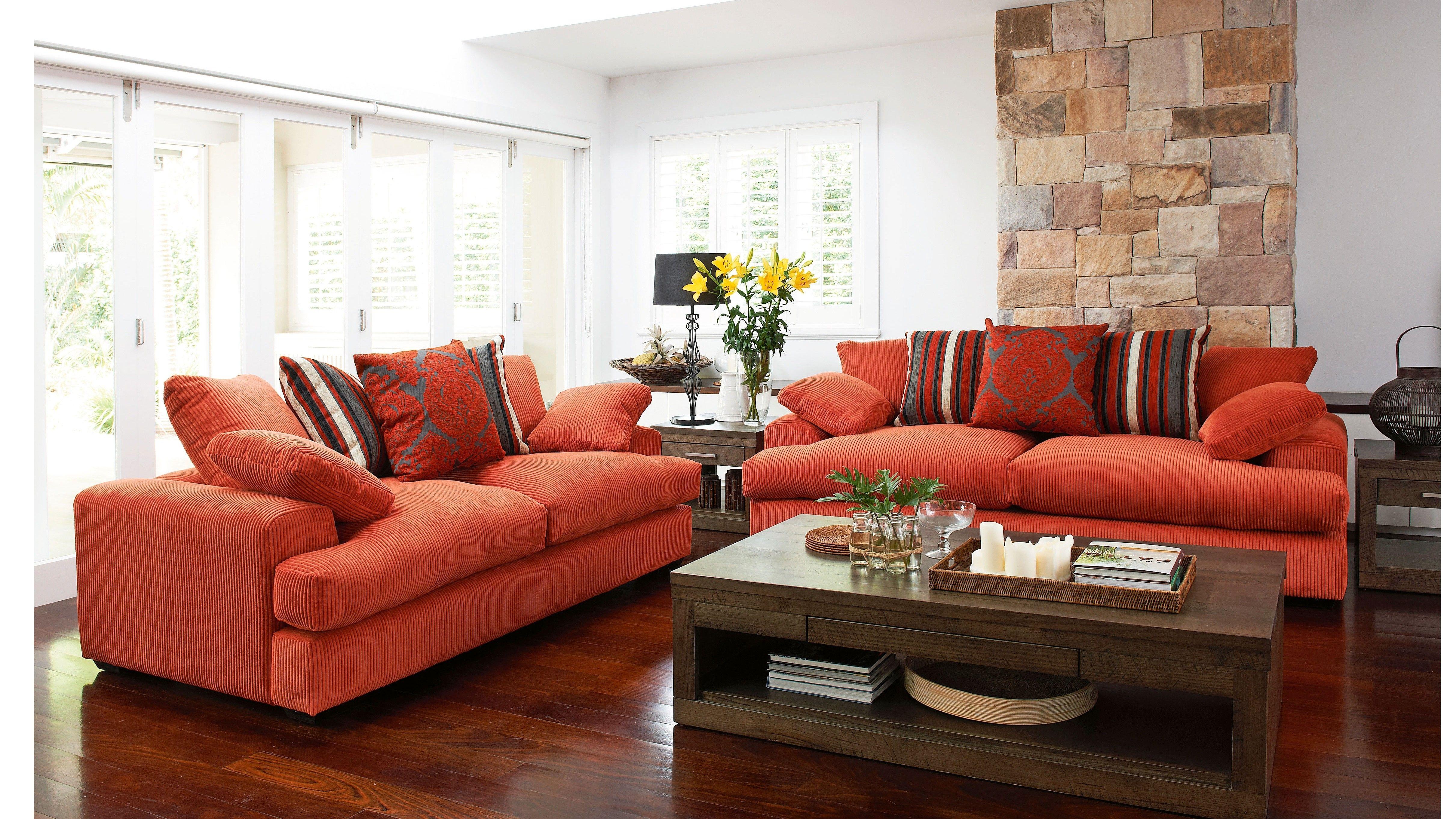 Newport 3 Seater Sofa Harvey Norman