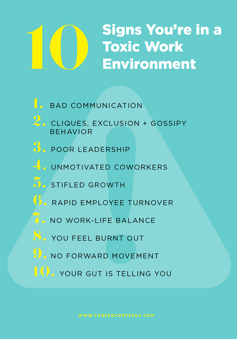 10 Signs You Re In A