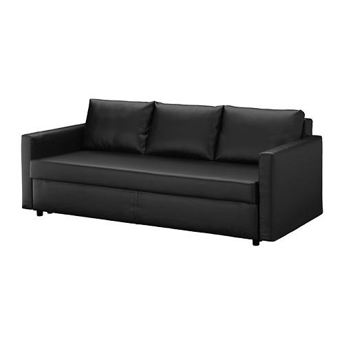 Sofa Cama Ikea Friheten.Sofa Cama 3 Plazas Friheten Bomstad Negro Moda Sofa Cama