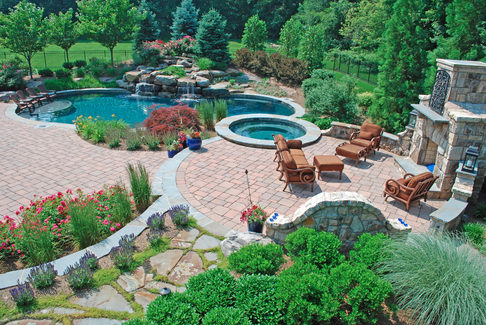 Add Great Value To Your Home With Inexpensive Upgrades Backyard Landscaping Backyard Landscaping Designs Landscape Design
