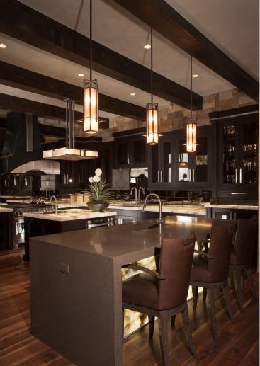 Hammerton Extraordinary Options Contemporary Style Kitchen