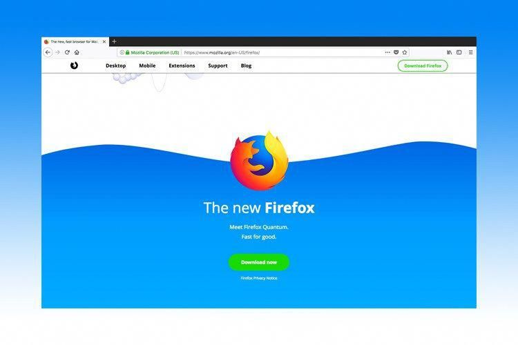 I tried the new Firefox Quantum web browser and was confident to