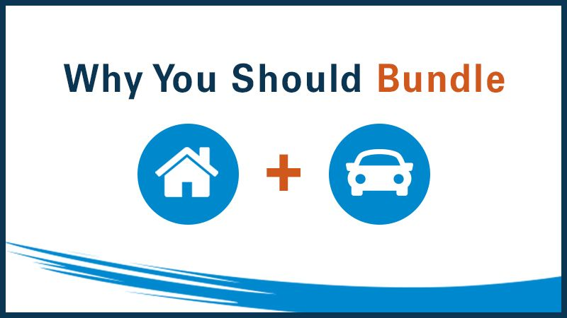 Save Money On Insurance By Bundling Home And Auto Insurance Car Insurance Homeowner